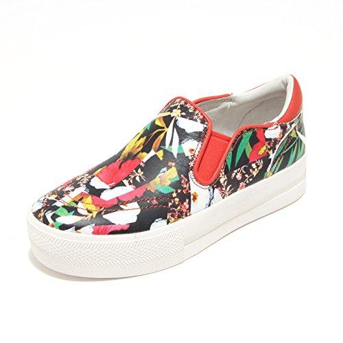 women jungle mutlicolor shoes donna 3627L ASH slippers scarpe sneakers qxT0PwA