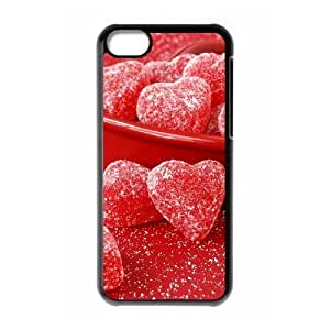 linJUN FENGProtection Cover Hard Case Of Heart Cell phone Case For ipod touch 5