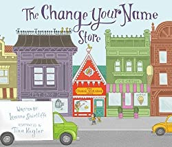 Wilma Lee Wu does not like her name. So she marches to the Change Your Name Store where she meets Zeena McFouz, the outrageous owner. Soon Zeena convinces Wilma to try on new names in the magical store. Each time Wilma selects a new name, she...