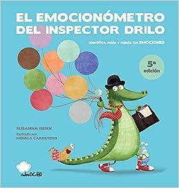 Book's Cover of El emocionómetro del inspector Drilo (SOMOS8) (Español) Tapa dura – 5 noviembre 2018