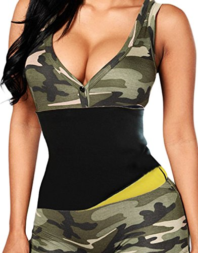 Hot-Thermo-Sweat-Neoprene-Shapers-Slimming-Belt-Waist-Cincher-Girdle