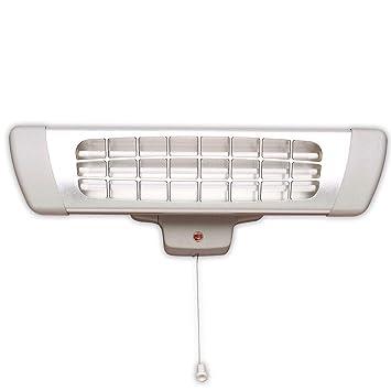 Calefactor de pared convertidor de giro de hasta 45° 1800 Watt: Amazon.es: Bricolaje y herramientas