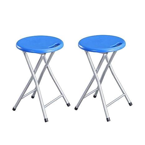 Fine Amazon Com Zpwsnh Folding Stool Portable Plastic Chair Forskolin Free Trial Chair Design Images Forskolin Free Trialorg