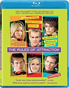Rules of Attraction [Blu-ray] [Import]