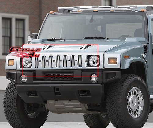 hummer grill - 3