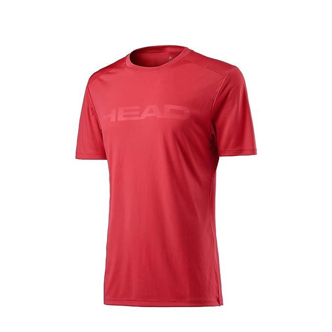 Head Vision Corpo Camiseta Niños Tenis Ropa Rojo, primavera/verano ...