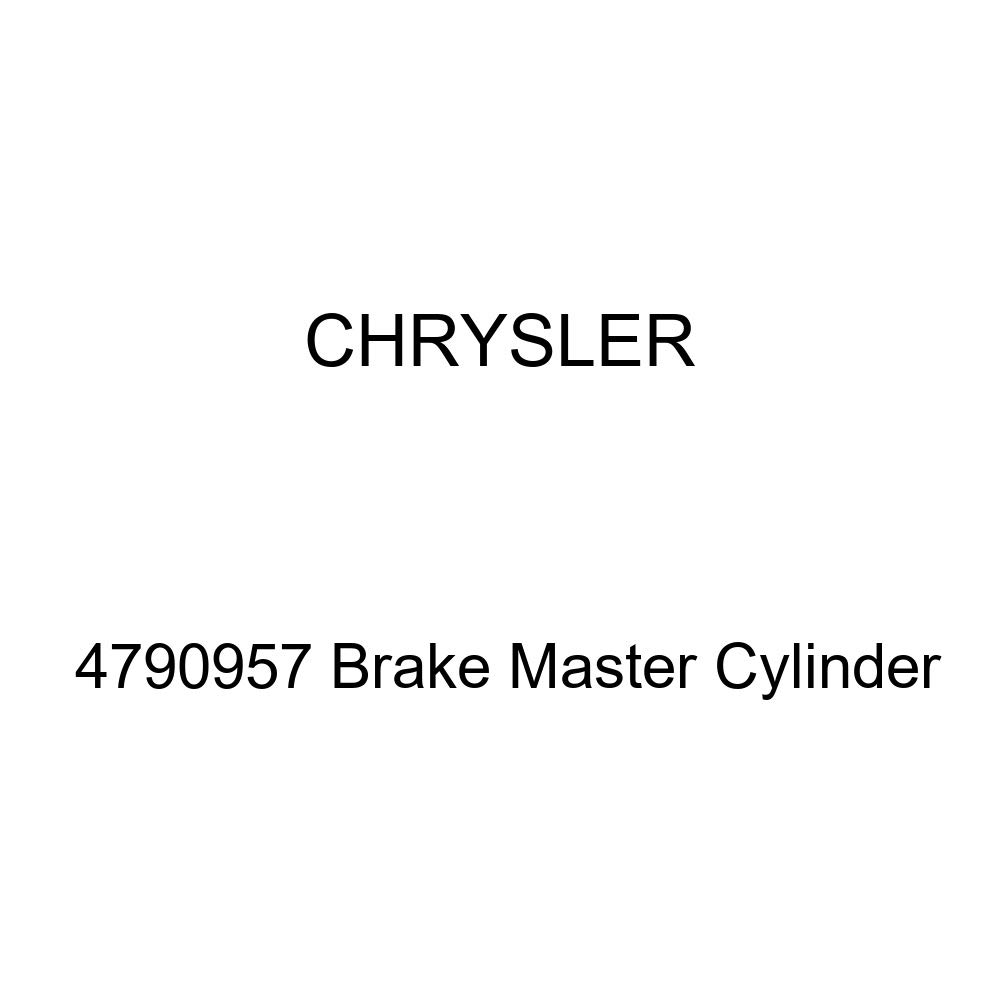 Genuine Chrysler 4790957 Brake Master Cylinder