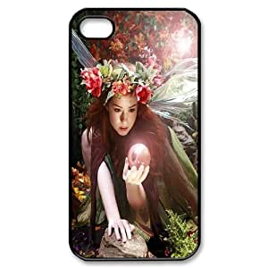 Cheap iPhone 4,4G,4S Case, Fairy quote New Fashion Phone Case
