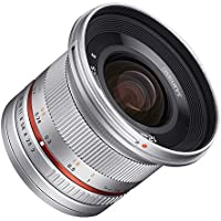 Samyang SY12M-MFT-SIL 12mm F2.0 Ultra Wide Angle Lens for Olympus/Panasonic Micro 4/3 Cameras, Silver Basic Intro Review Image