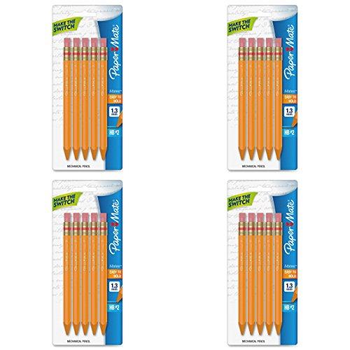 Yellow Mechanical Pencils - 7