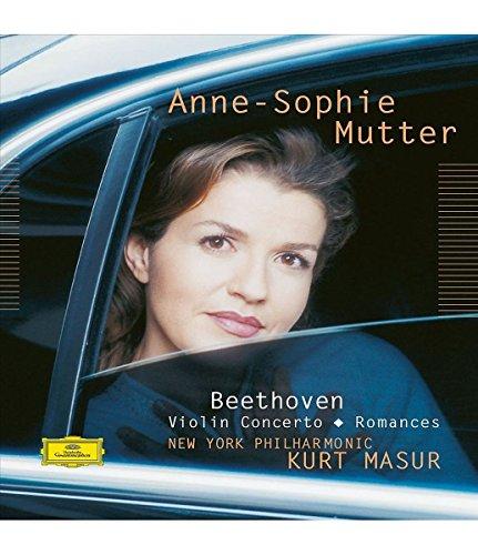 Beethoven: Violin Concerto; Romances [Blu-ray Audio]