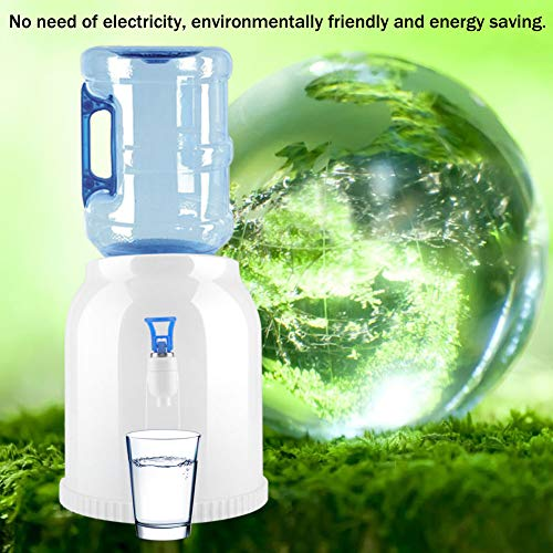 Haofy Portable Mini Table Top Countertop Bottle Water Cooler Dispenser Home Office School Camping Use by Haofy (Image #3)