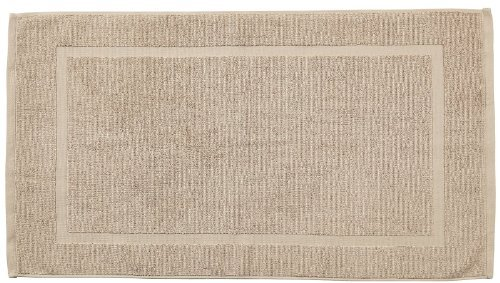 Kassatex KassaDesign Tub Mat - Beige - 20 in. x 34 in. -  - bathroom-linens, bathroom, bath-mats - 51mfN1GXdBL -