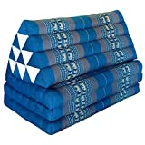 2 in 1 - XXL cushion with attached mattress extension - can be used folded or unfolded, as seen on the fotos (81718)