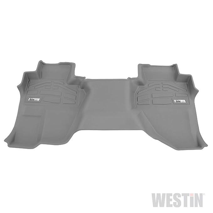Westin Wade 72-134008 Tan Sure-Fit 2nd Row Molded Floor Mat Set of 1