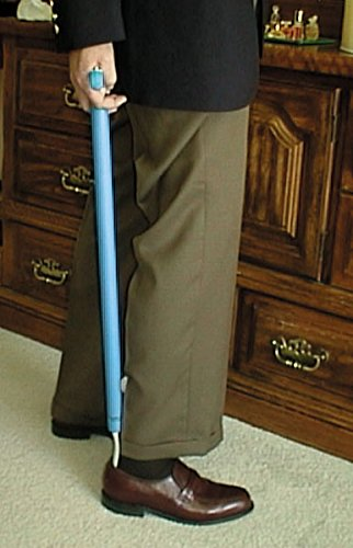 Bodyhealt Extra Long Handled Shoehorn (24 Inch, Metal), 1.8 Pound by BodyHealt (Image #4)