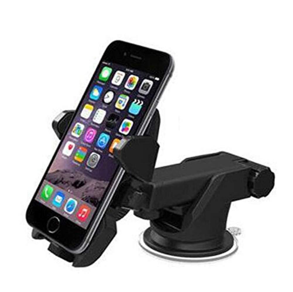 Topdo 1pcs Support de Voiture pour té lé phone Mobile Multifonction té lescopique Support de Voiture Portable