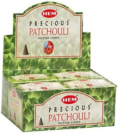 Case of 12 Boxes 10 Cones Each Forest HEM Incense From India USA