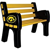 Imperial INTERNATIONAL IOWA HAWKEYES PARK BENCH