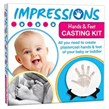Impressions Baby Hands and Feet Casting Kit