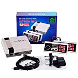 Image of Classic Retro Game Consoles HDMI HD Video Game Mini TV Game Console Built-in 600 Classic Family Games With Dual Controllers Entertainment System Classic Edition
