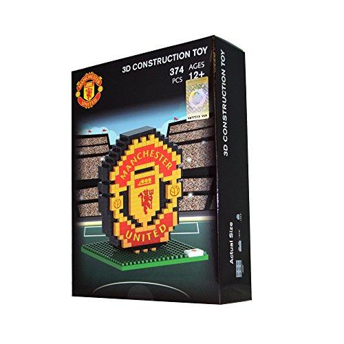BRXLZ Manchester United FC Team Logo