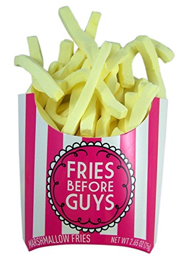 Fries Before Guys Candy Marshmallow French ()
