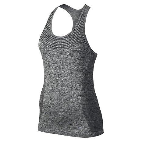 Nike DRI-FIT Knit Tank - Camiseta para Mujer: Amazon.es: Zapatos y complementos