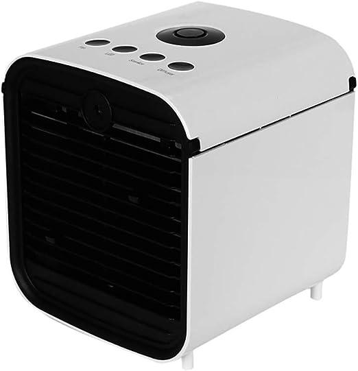 Aire Acondicionado Portátil, Climatizador Evaporativo Mini ...