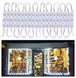 5730 led module - 20 FT Store Window Light Kits 5730 3 Led Module Lights with AC Power Plug ON/Off Switch for Indoor/Outdoor Led Project