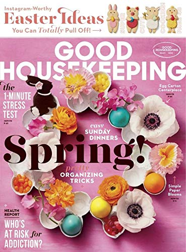Top 4 Ladys Home Journal Magazine Subscription