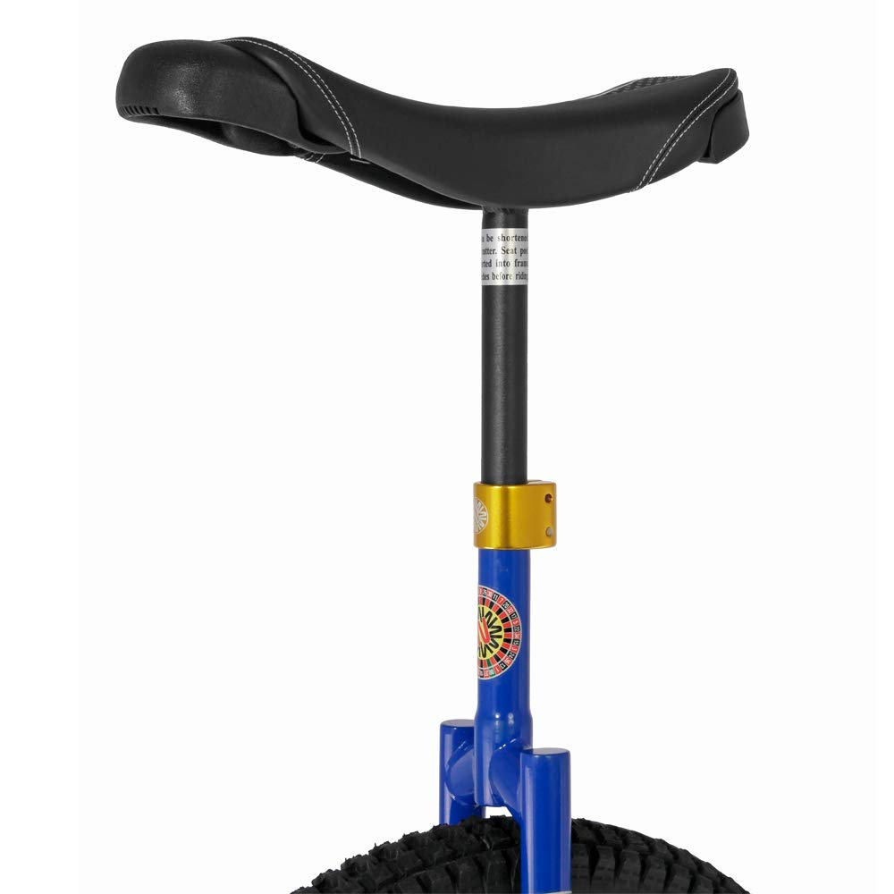 Nimbus 19'' Vegas Trials Unicycle - Blue by Unicycle.com (Image #4)