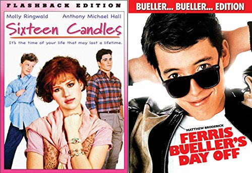 Price comparison product image John Hughes 80's Comedy Bundle: Sixteen Candles & Ferris Beuller's Day Off 2-DVD Set