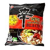 NONGSHIM SHIN RAMYUN BLACK KOREAN INSTANT NOODLE- One Pack