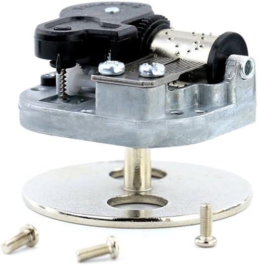 YouTang (TM) - Mecanismo de automontaje para caja de música con 18 ...