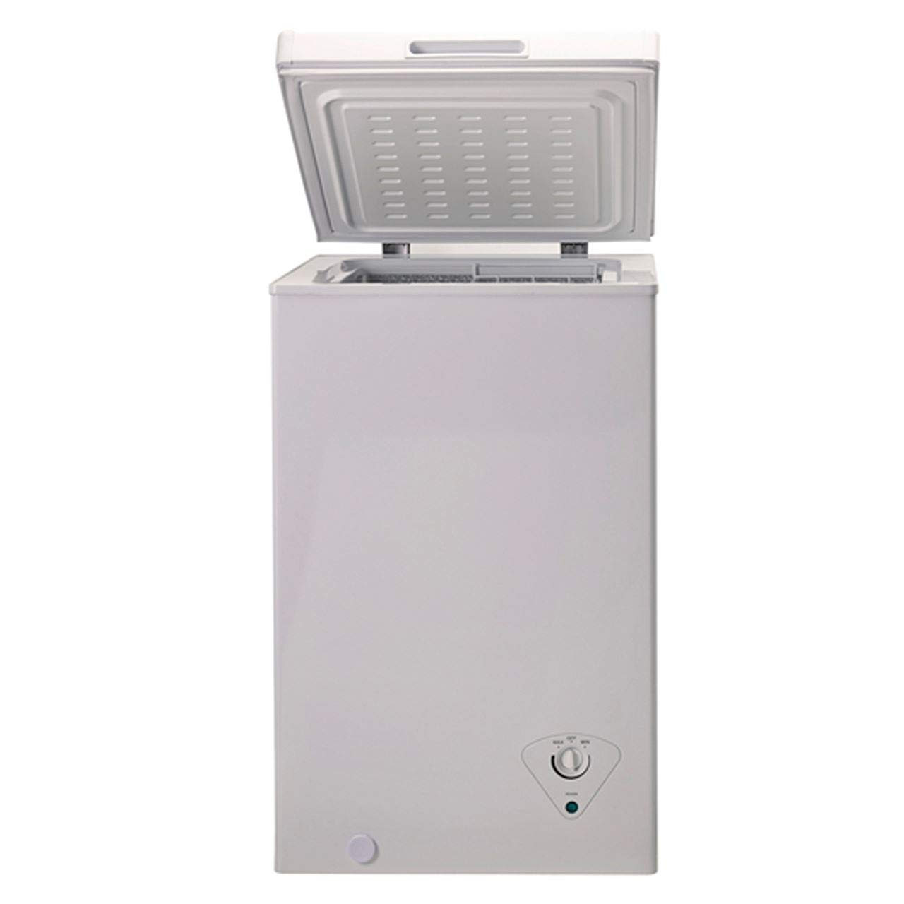 Ice King CF60AP A+ Rated 51 Litre Fast Freeze Chest Freezer in White
