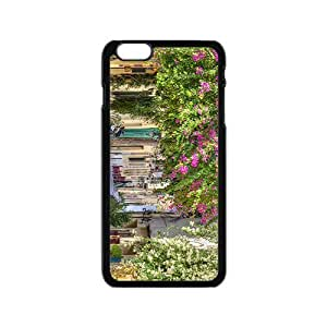 Greece Houses Hight Quality Case for Iphone 6 by icecream design