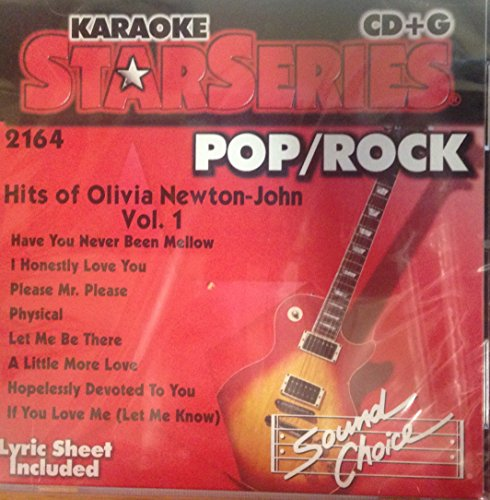 John Karaoke - Karaoke: Hits of Olivia Newton John 1