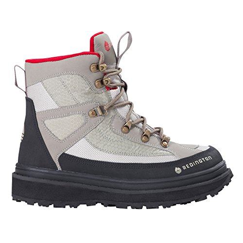 Redington Womens Willow River Wading Boot Fly Fishing - Sticky Rubber Sand 07 (Boot Redington)