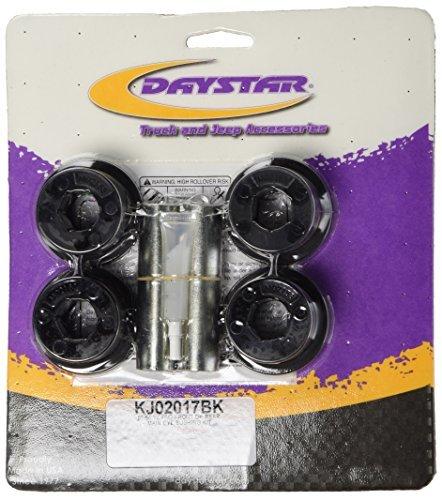 Daystar KJ02017BK Front or Rear Main Eye Bushing by Daystar
