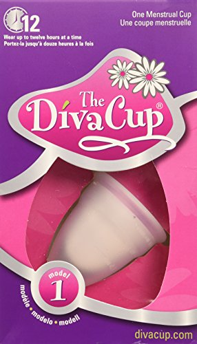 Diva Menstrual Cup, Model 1 Pre-childbirth - 3 Pack