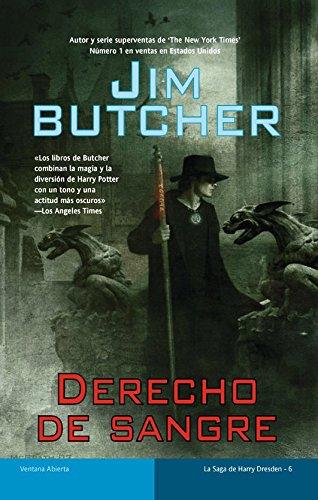 Derecho de sangre / Blood Rites (La saga de Harry Dresden / The Dresden Files) (Spanish Edition) by LA Factoria De Ideas