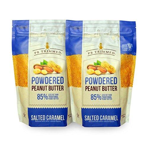 PB Trimmed Powder Peanut Butter 1 LB (2-Pack) Salted - Butter Salted