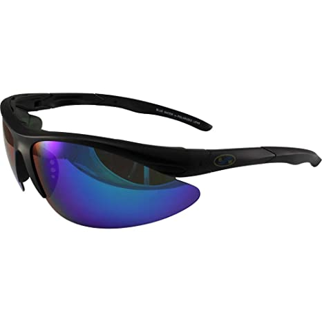 21cdb2e391 Image Unavailable. Image not available for. Color  BluWater Polarized  Islanders 2 Sunglasses ...