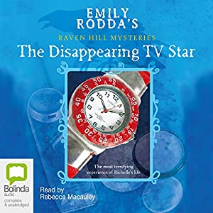 The Disappearing TV Star Audiobook