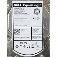 Dell 0VX8J 600 GB 3.5-inch Internal Hard Drive - SAS 6.0 GBps - 15000 RPM (Certified Refurbished)
