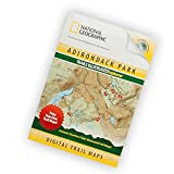 National Geographic Maps Adirondack Park Explorer 3D