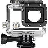 Photo : FitStill GoPro Replacement Waterproof Case Housing for HERO4, HERO3+ and HERO3