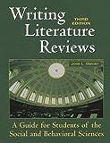 Writing Literature Reviews-3rd Ed 9781884585661