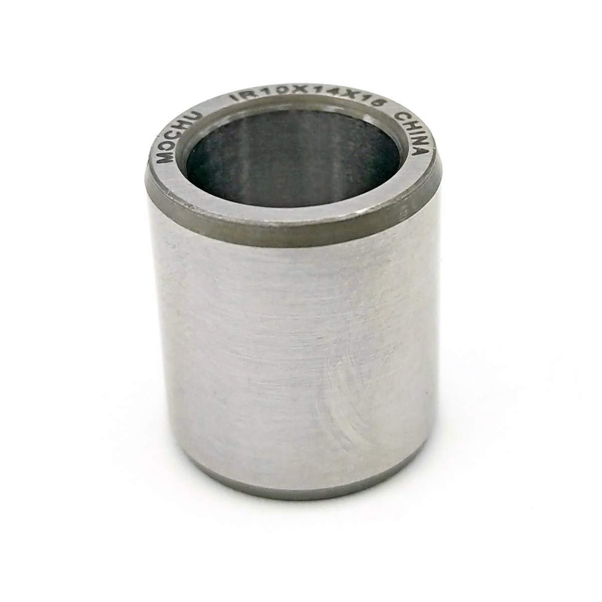 Precision Ground Metric MOCHU IR10X14X16 IR 10X14X16 IRT1016 IR101416 Needle Roller Bearing Inner Ring